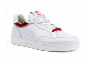 Colore:  White/Pomegranate
