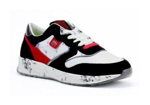 Colore:  White/Pomegranate/Black